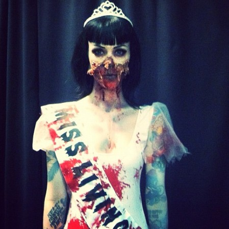 Miss Living Dead 2013