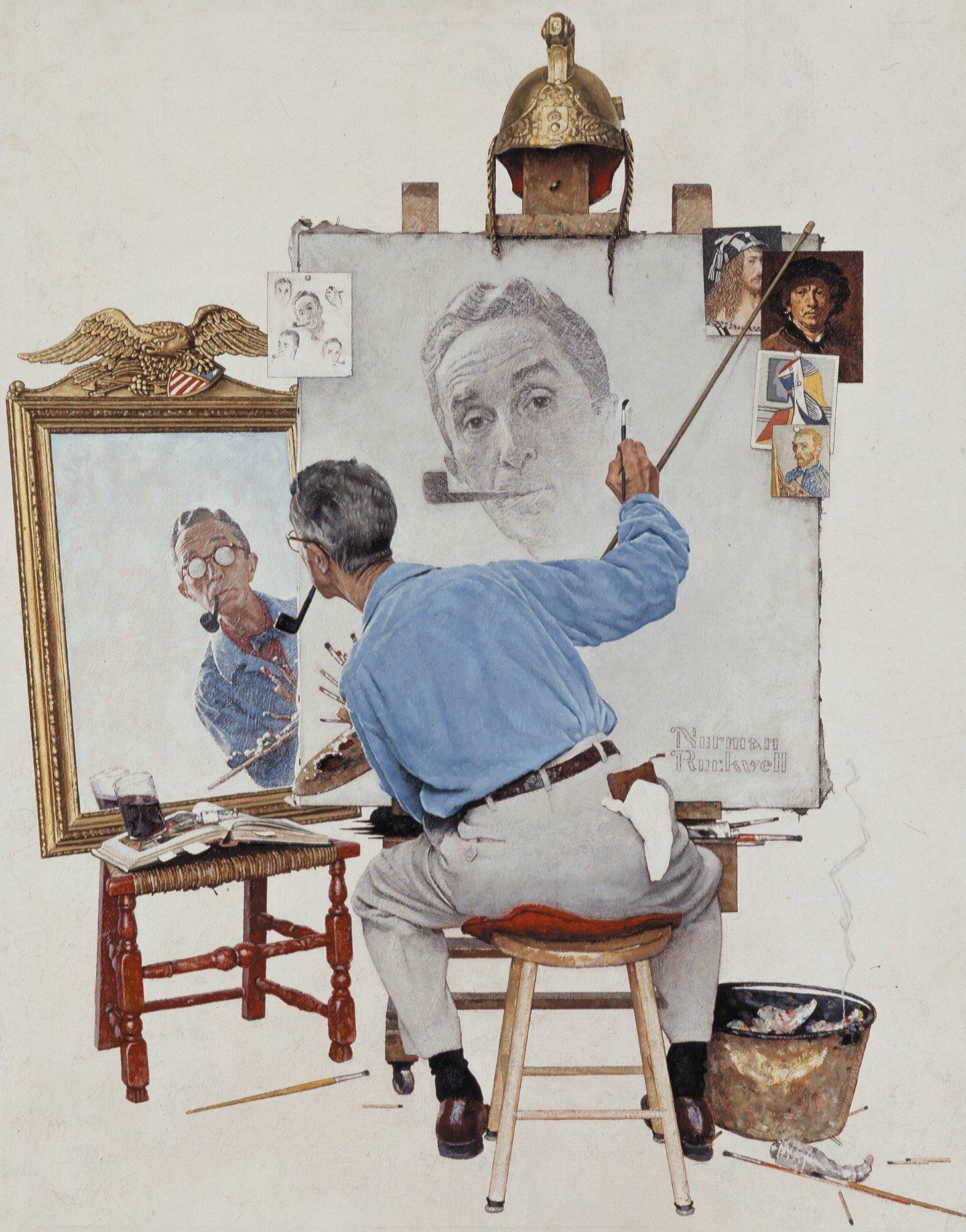 Il pittore della gente tommaso pincio post - Nostro padre versione moderna ...