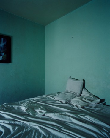 Todd Hido, «3878» (from «Interiors/Motels»)